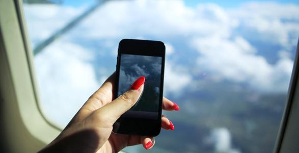 是要解决手机信号与飞机电子导航系统的相容性问题