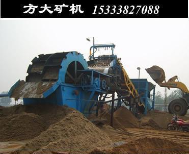 洗砂生产线优化